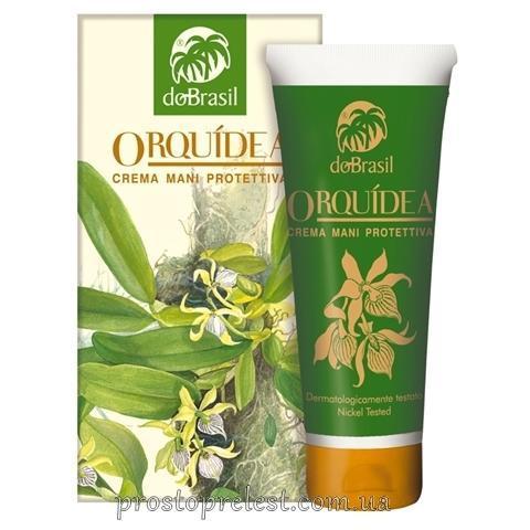 Dobrasil orquidea crema mani protettiva - Парфюмированный крем для рук «Орхидея»