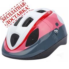Велошлем Polisport Guppy XS Pink/White