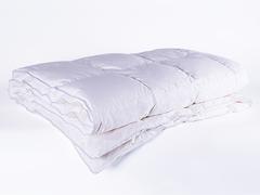 Одеяло пуховое кассетное теплое 200х220 Воздушный вальс