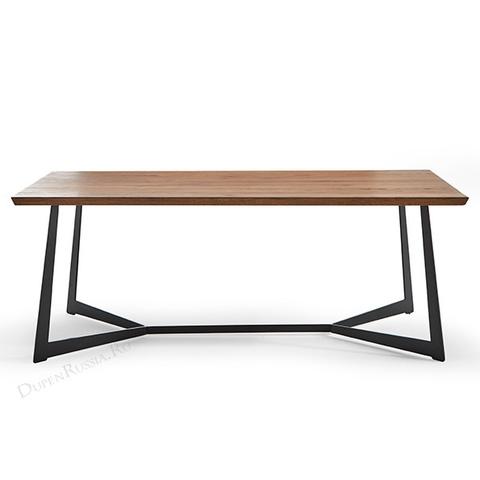 Обеденный стол DUPEN DT-35 Дуб OREGON