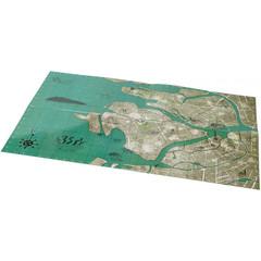 Мутанты. Карта Зоны (Москва/Санкт-Петербург)