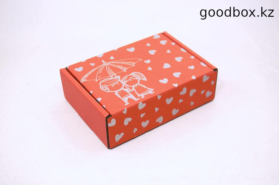Коробка подарок купить с доставкой по Казахстану