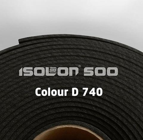 Изолон 1501 черный 1мм