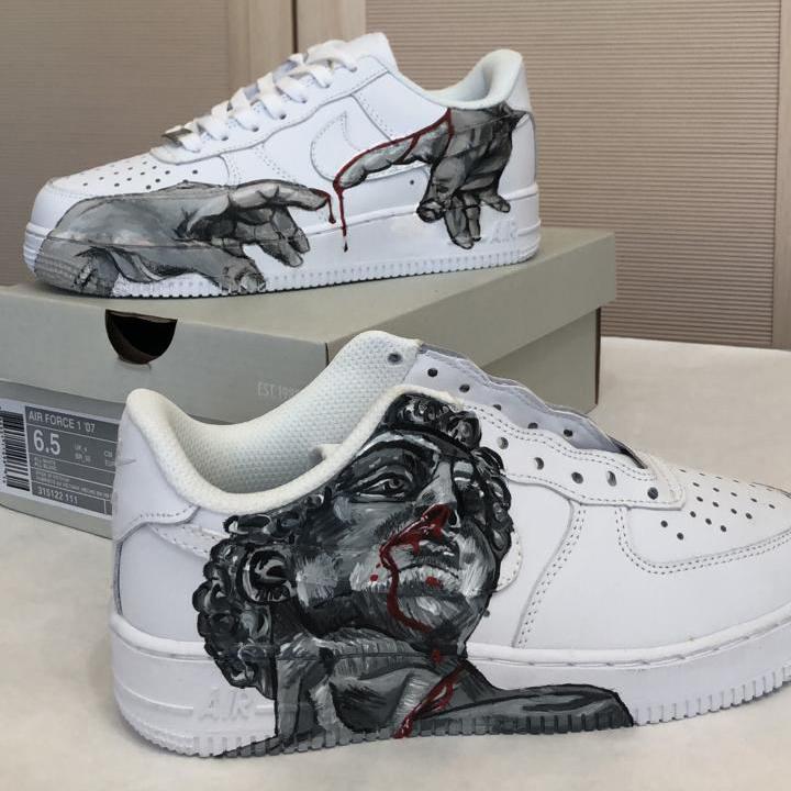 Nike Air Force 1 07 // Adam B&W