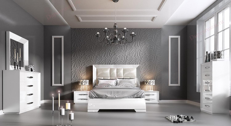 Спальня FRANCO CARMEN белый