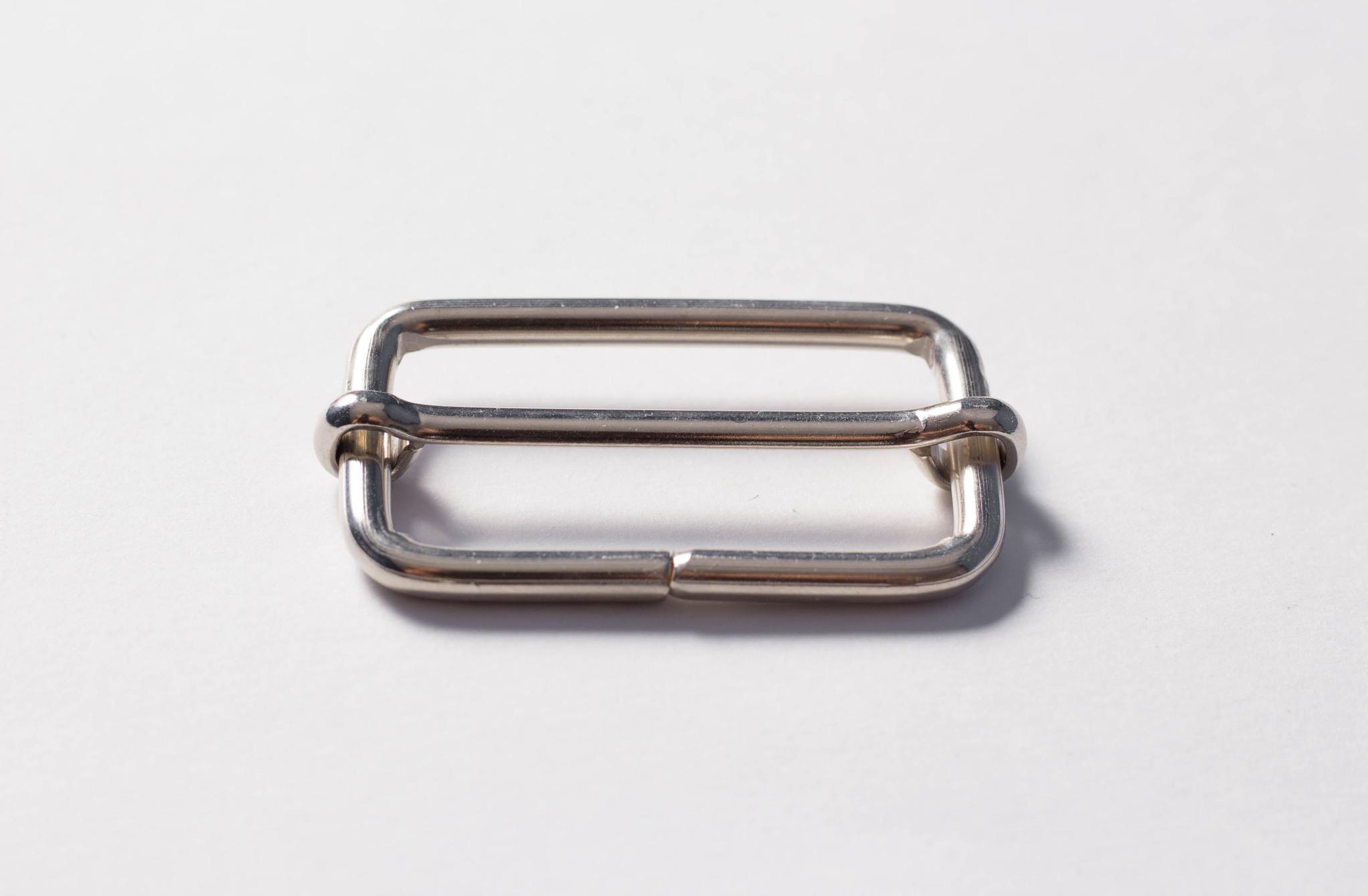 Регулятор металлический для ремня 40 мм