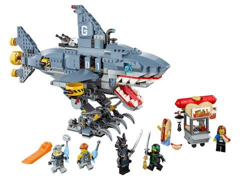 LEGO Ninjago Movie: гармадон, Гармадон, ГАРМАДОН! 70656 — garmadon, Garmadon, GARMADON! — Лего Ниндзяго фильм
