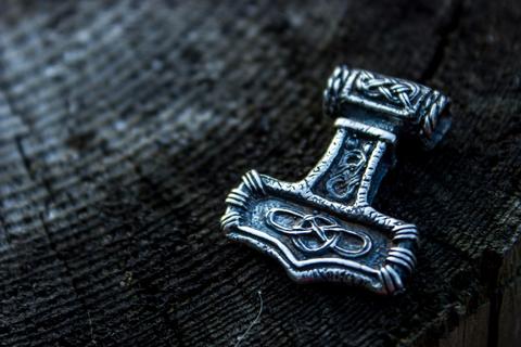 Молот Тора из Готланда (11 век)