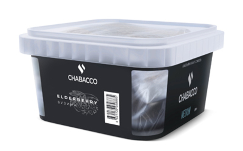 Чайная смесь Chabacco Medium 200 г - Elderberry (Бузина)