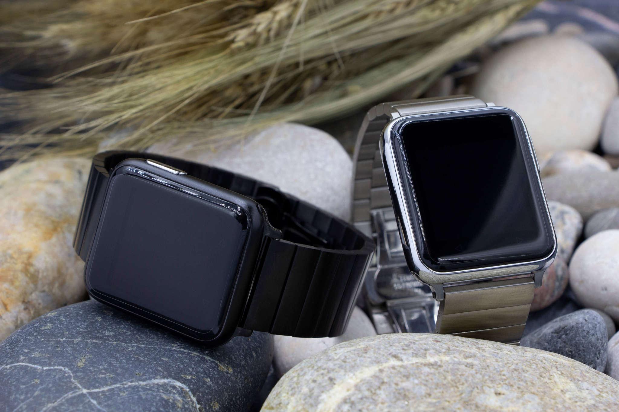 Профессиональные кардио-часы с автоматическим измерением давления, температуры, пульса, кислорода, сервисом расшифровки ЭКГ, контролем аномального пульса и кардиомонитором Health Watch Pro №5 (чёрные Premium Strap)