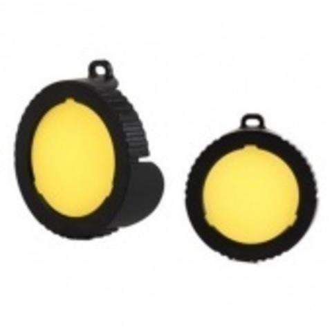 Фильтр белого света с держателем для фонаря SOLA NightSea