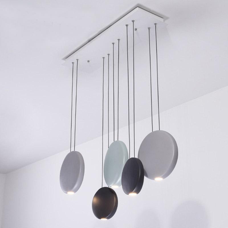Подвесной светильник Cosmos by Vibia (5 плафонов)