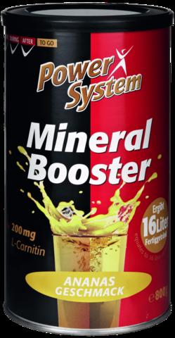 Минерал Бустер, 800 гр, (ананас) Пауэр систем