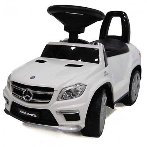 Детская каталка Rivertoys Mercedes A888AA белый