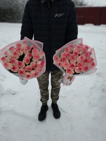 БУКЕТ ДЖУМИЛИИ 25 РОЗ