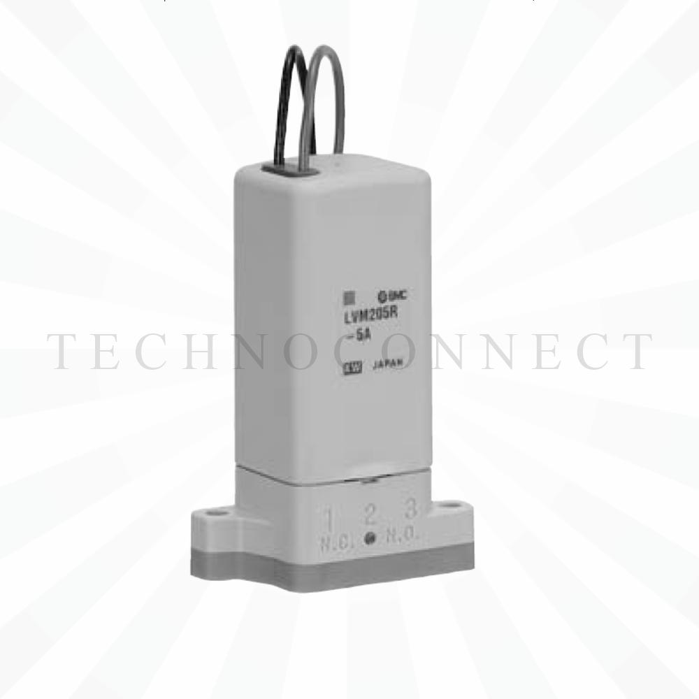 LVM205RY-5A   3/2 Клапан химич. стойкий, 24VDC