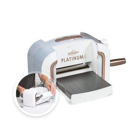 Машинка для вырубки и тиснения   Spellbinders Platinum 6 Cut & Emboss Machine