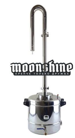 Самогонный аппарат Moonshine Light кламп 1,5