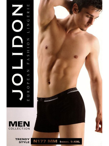 Мужские трусы Boxer N177MM Jolidon