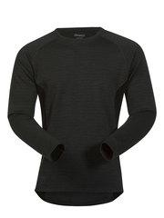 Bergans термобелье футболка 8960 Snoull Shirt Solid Charcoal