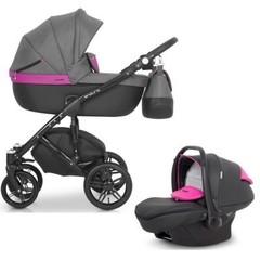 Детская коляска Expander Enduro 3 в 1 Magenta