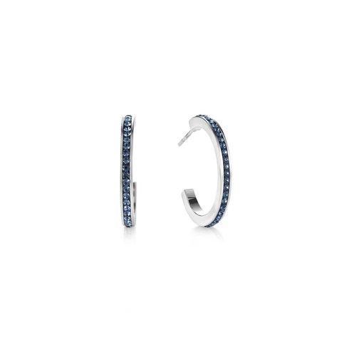 Серьги Montana-Silber 0139/21-0742 цвет серебряный, синий