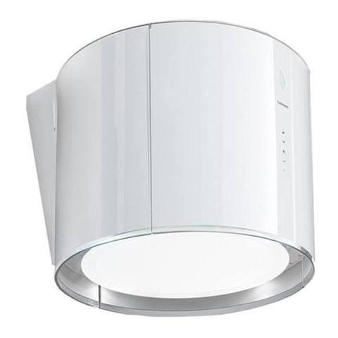 Кухонная вытяжка Falmec EOLO E.ION GLASS WHITE