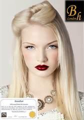 blond 60 santimetrov