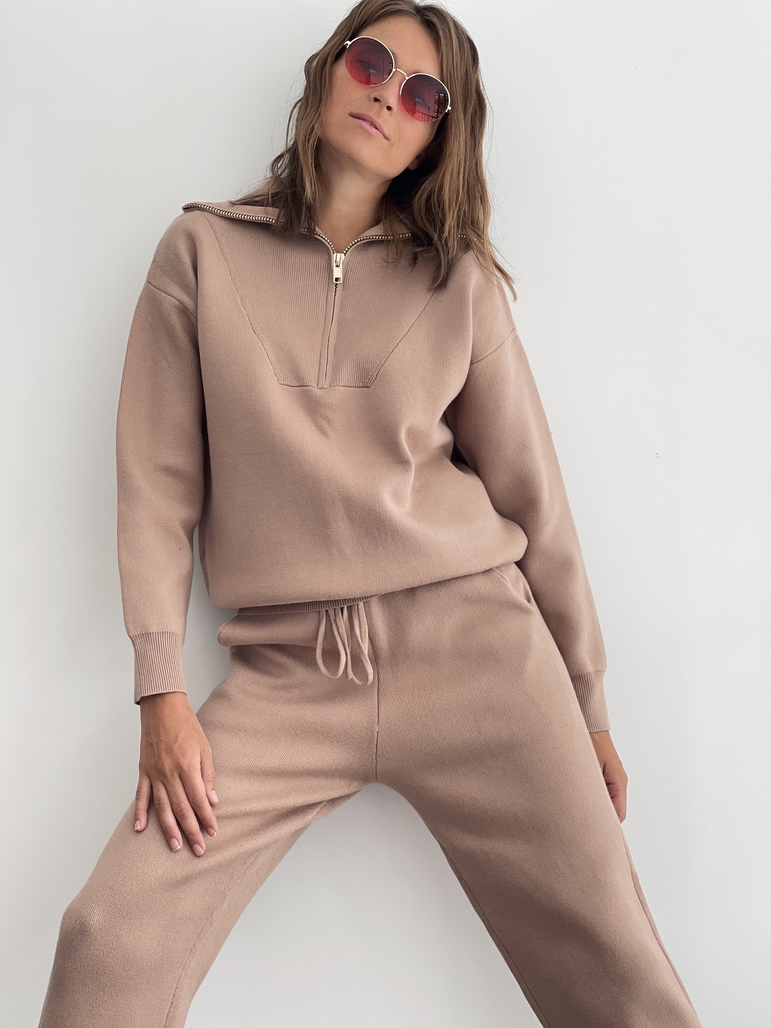Костюм, Ballerina, JS-2109 (camel)