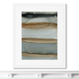 Marina Sturm - Репродукция картины в раме Autumn in layers