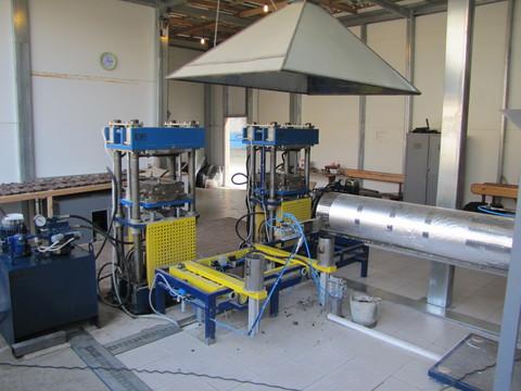 Оборудование для производства изделий из вторичного сырья