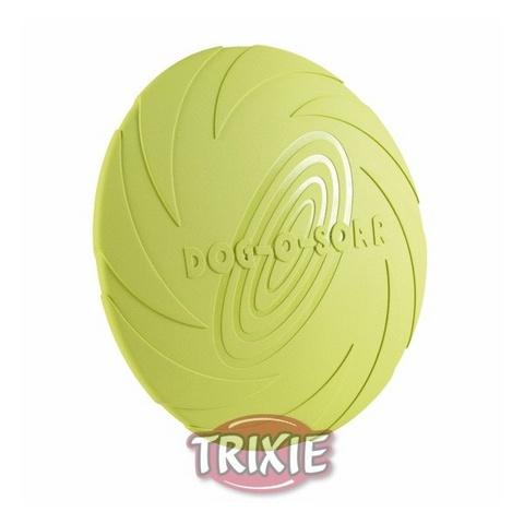 """Trixiе 33501 Игрушка д/собак """"диск для игры на воде"""", натуральная резина ф18см"""