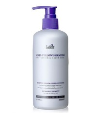 Шампунь оттеночный против желтизны волос Lador Anti Yellow Shampoo