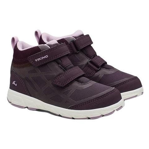 Ботинки Viking Veme Mid GTX Grape/Pink демисезонные