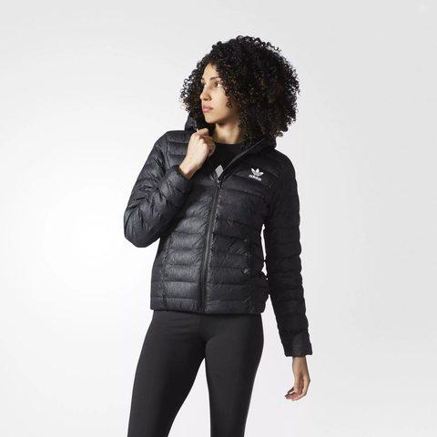 Куртка утеплённая женская adidas ORIGINALS SLIM JACKET