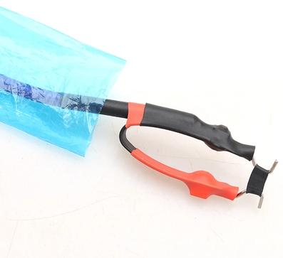 Барьерная защита на клипкорд , провод , ручку (125шт в 1уп)