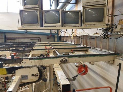 БУ деревообрабатывающее оборудование