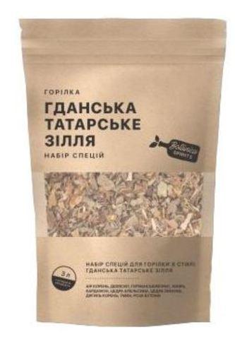 Набор специй Hot Rod для водки Гданское Татарское зелье (3 л)