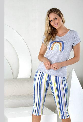 Пижама женскаяс бриджами Massana MP_211237