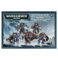 Wolf Guard Terminators