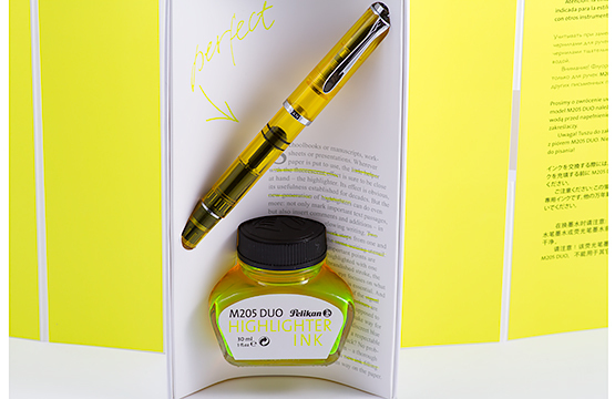 Pelikan Elegance Classic Highlighter M205, перьевая ручка, M