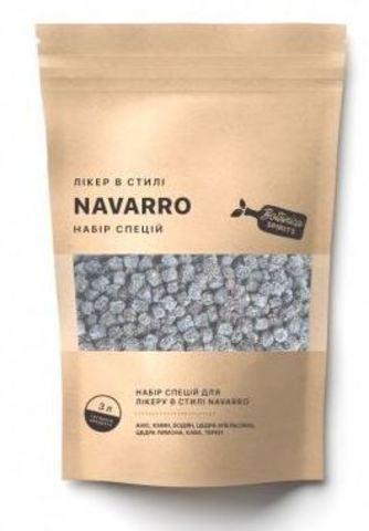 Набор специй Hot Rod для ликера Navarro (3 л)