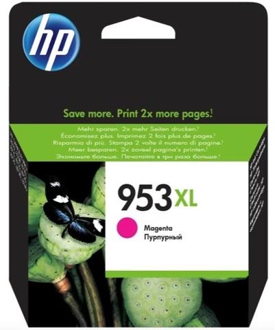 Оригинальный картридж HP F6U17AE 953XL пурпурный