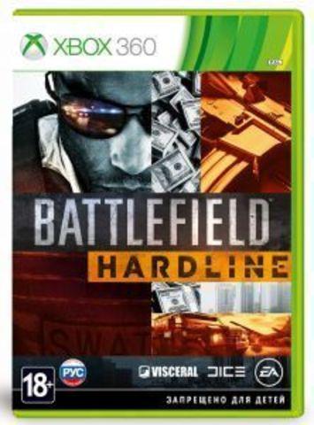 Battlefield Hardline (Xbox 360, русская версия)