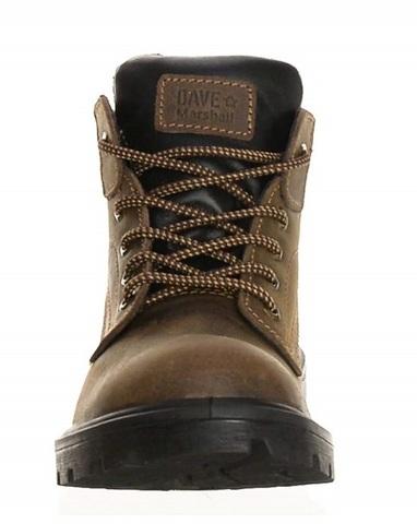 Ботинки кожаные DAVE MARSHALL VERNON-BH-6