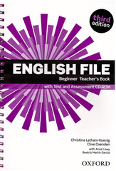English File (3rd edition) Beginner: Teacher's Book and Test and Assessment CD-ROM