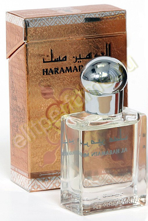 Пробники для Харамайн Мускус Haramain Musk 1 мл арабские масляные духи от Аль Харамайн Al Haramin Perfumes