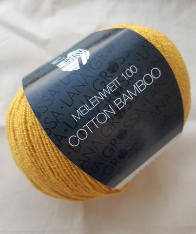 Lana Grossa Meilenweit Cotton Bamboo 003