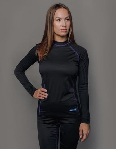 Рубашка Nordski Active Pro WS black W женская