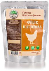 Туристическая еда Кронидов (Филе цыпленка)